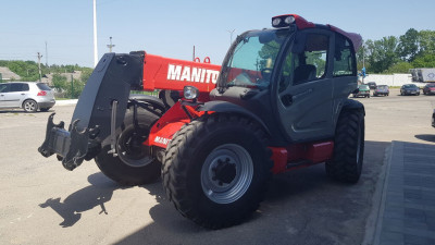 Manitou MLT 840 - 137 PS