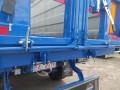 Полуприцеп зерновоз Bodex 3WS 55m3 - 2021г