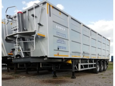 Полуприцеп зерновоз Bodex 3WS 60m3 - 2020г