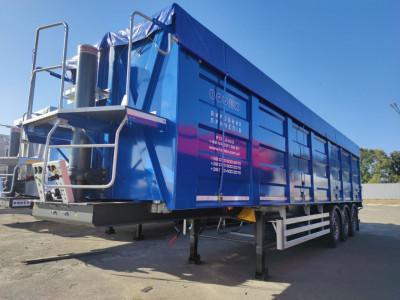 Полуприцеп зерновоз Bodex 3WS 50m3 - 2021г